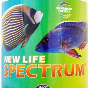 New Life Spectrum Tropical Fish Food Large Sinking Pellets
