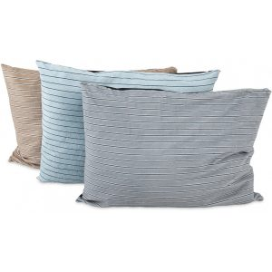 PetMate Aspen Pet Classic Stripe Pillow Bed Assorted Colors