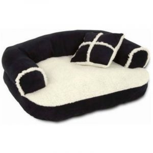 Petmate Sofa Bed with Bonus Pillow