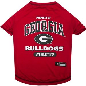 Pets First Georgia Tee Shirt for Dogs and Cats