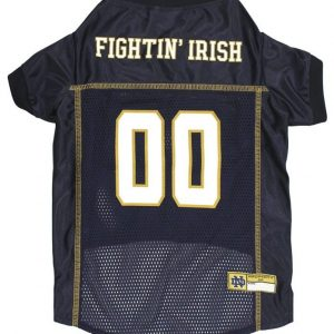 Pets First Notre Dame Mesh Jersey for Dogs