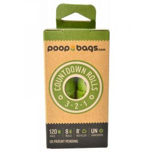 PoopBags Countdown Rolls - Unscented