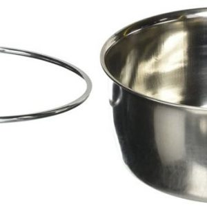 Prevue Stainless Steel Bolt-On Coop Cup