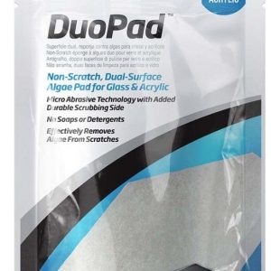 Seachem Duo Pad Non-Scratch Dual Surface Alge Pad for Glass and Acrylic