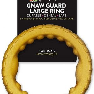 Spunky Pup Gnaw Guard Ring Foam Dog Toy