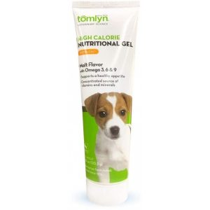 Tomlyn Nutri-Cal High Calorie Nutritional Gel for Dogs and Puppies