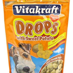 VitaKraft Drops with Sweet Potato for Dogs