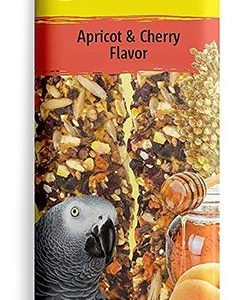 Vitakraft Crunch Sticks Apricot & Cherry Parrot Treats