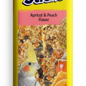 Vitakraft Crunch Sticks Apricot & Peach Cockatiel Treats