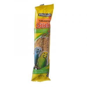 Vitakraft Crunch Sticks Parakeet Treat - Orange & Apricot Flavor