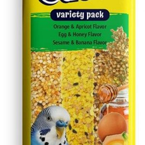 Vitakraft Crunch Sticks Variety Pack Orange & Apricot