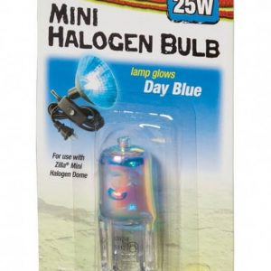 Zilla Mini Halogen Bulb - Day Blue