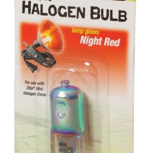 Zilla Mini Halogen Bulb - Night Red