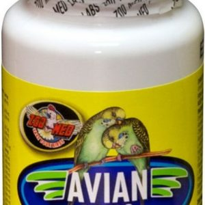 Zoo Med Avian Plus Bird Vitamin Supplement