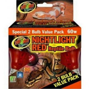 Zoo Med Daylight Reptile Bulb Red