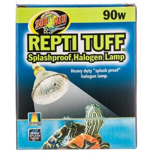 Zoo Med Turtle Tuff Splashproof Halogen Lamp