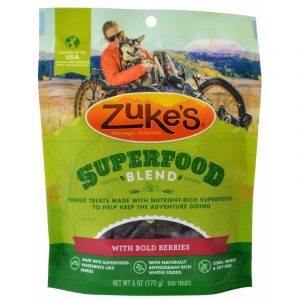 Zukes Superfood Blend with Bold Berries