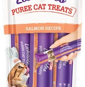 Beefeaters Lickables Salmon Puree Cat Treats
